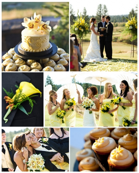 """Summer Wedding Ideas: FEATURED: The K.i.s.s Wedding Blog """"All About Real"""